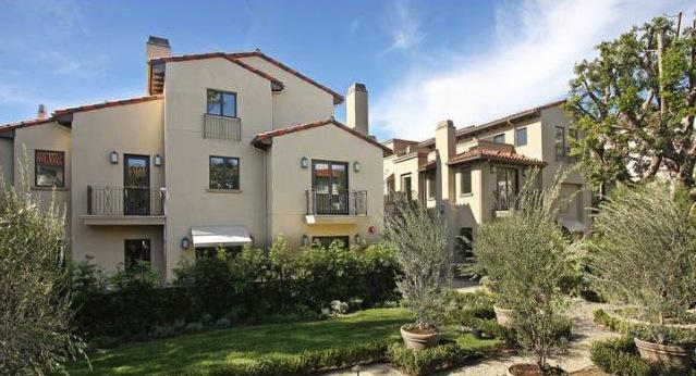 Brentwood garden villas for 453 bellagio terrace