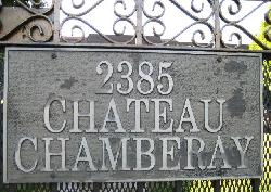 Chateau Chamberay