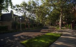 Hancock Park Terrace