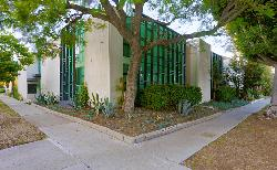 McCarty Courtyard