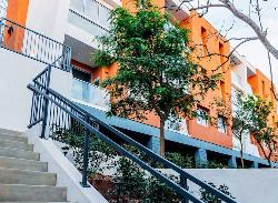 Terrace, The