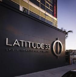 Latitude 33 Sky Collection