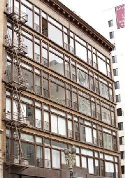 Mercantile Lofts, The